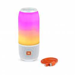 Bluetooth / Sans fil JBL PULSE 3 BLANC