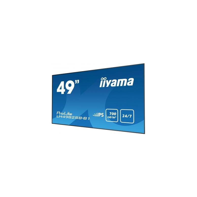 Moniteurs LED/OLED IIYAMA LH4982SB-B1
