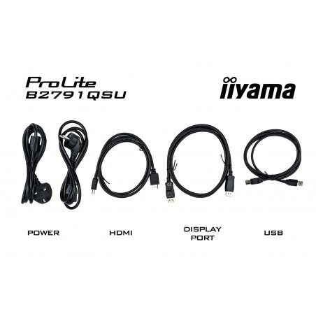 Moniteur PC IIYAMA B2791QSU-B1