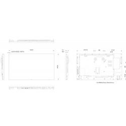 Moniteurs LED/OLED PHILIPS 42BDL5055P/00