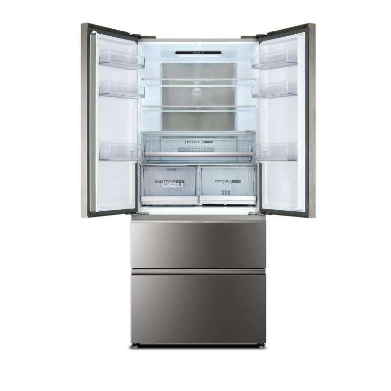Réfrigérateur congélateur HAIER HB18FGSAAA