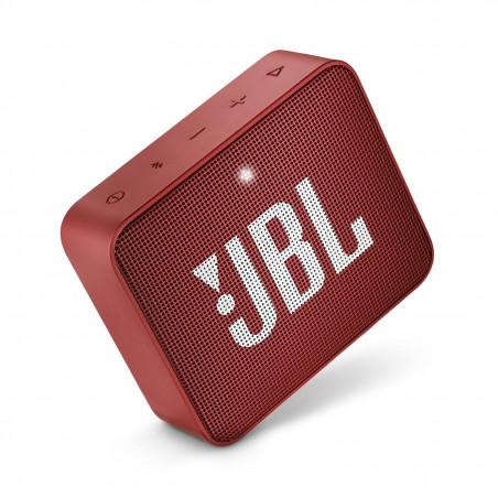 Bluetooth / Sans fil JBL GO 2 ROUGE
