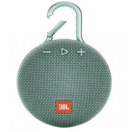 Bluetooth / Sans fil JBL CLIP 3 TEAL