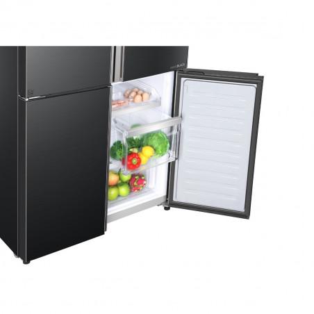 Réfrigérateur congélateur HAIER HTF610DSN7