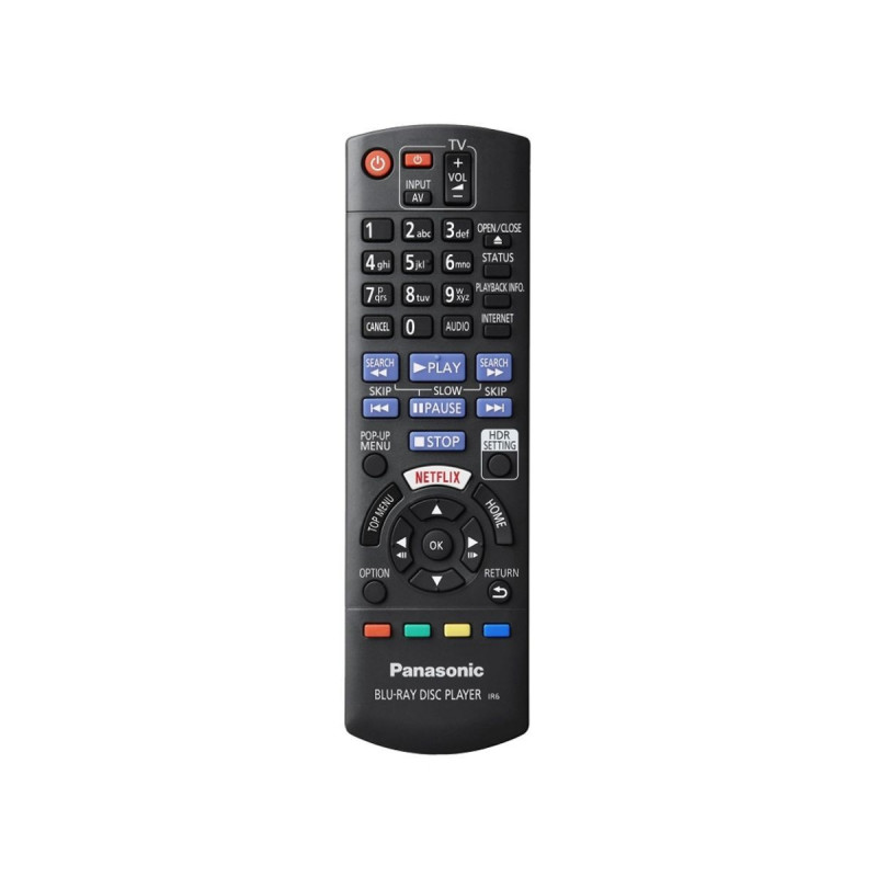 Lecteur DVD / Blu-ray PANASONIC DPUB820EFK