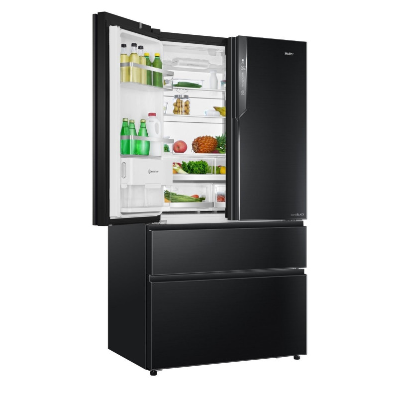 Réfrigérateur congélateur HAIER HB25FSNAAA