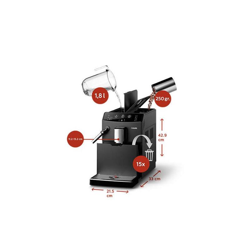 Espace Café PHILIPS HD8827/01