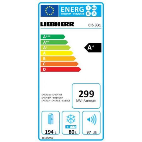Réfrigérateur congélateur LIEBHERR CIS331