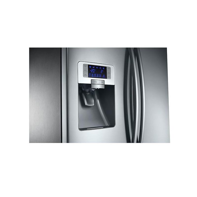 Réfrigérateur congélateur SAMSUNG RFG23RESL1/XEF
