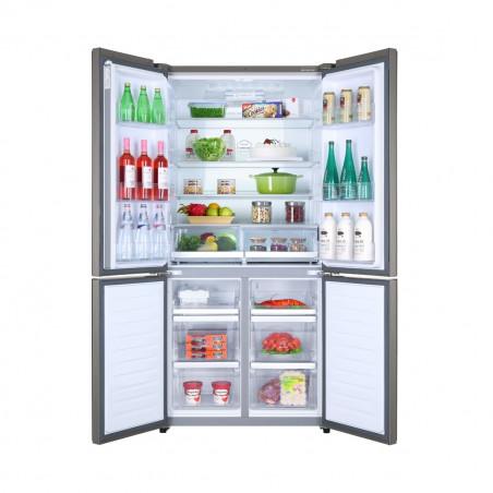 Réfrigérateur congélateur HAIER HTF610DM7