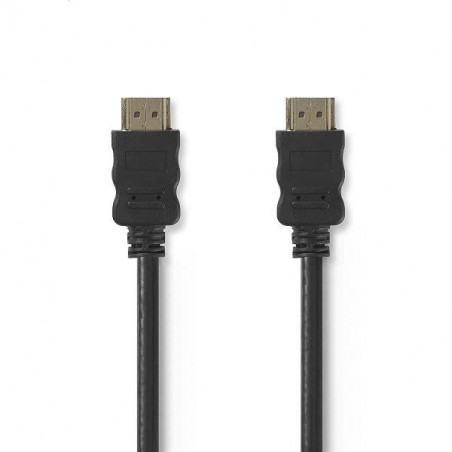 Câbles vidéo NEDIS CVGP34000BK100