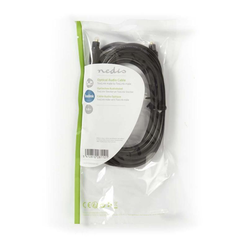 Câbles vidéo NEDIS CCGP37100BK20
