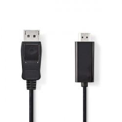 Câbles vidéo NEDIS CCGP37100BK30