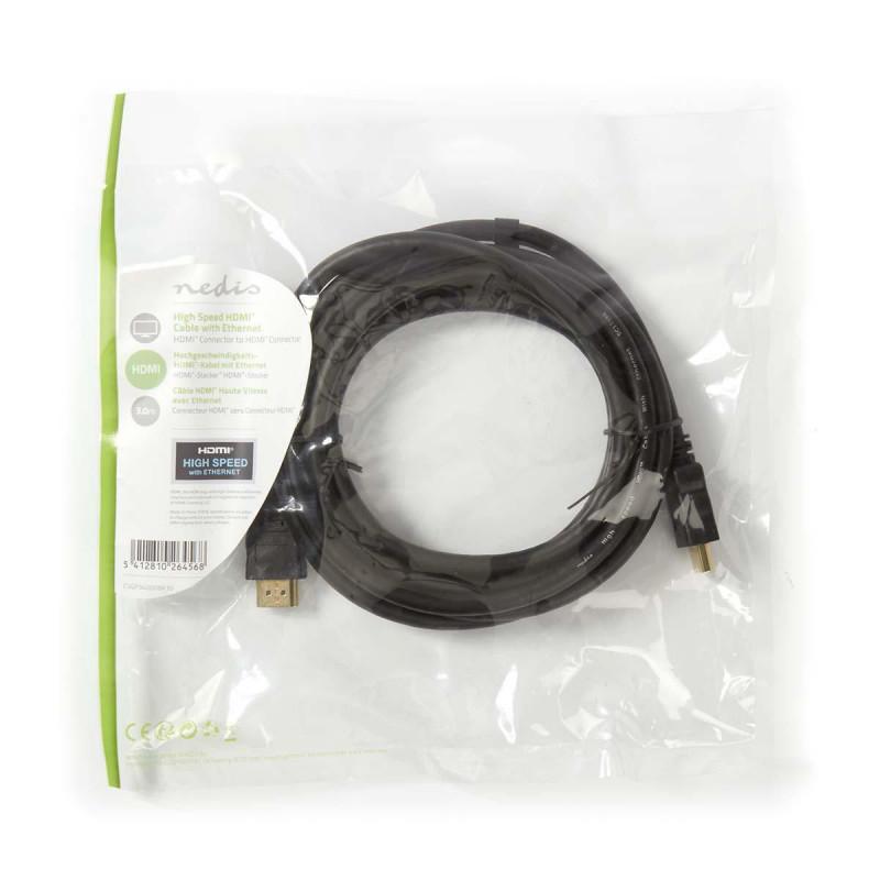 Câbles vidéo NEDIS CVGP34000BK30