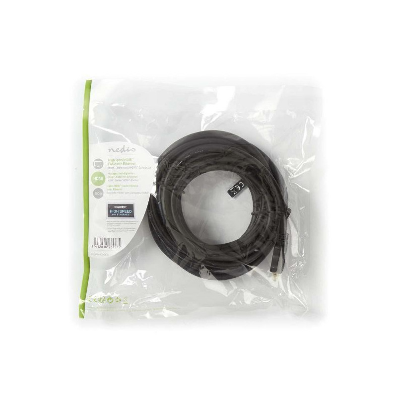 Câbles vidéo NEDIS CVGP34000BK50