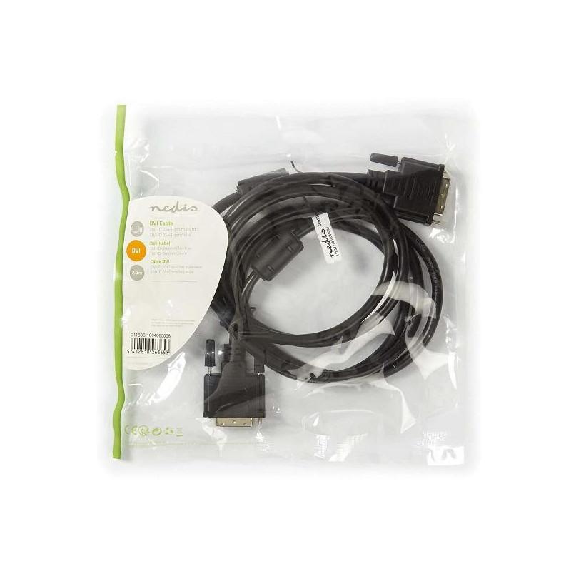 Câbles informatiques NEDIS CCGP32000BK20