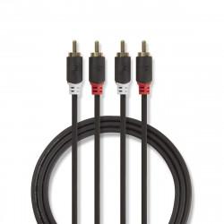 Câbles audio NEDIS CABP24200AT30