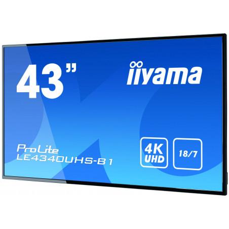 Moniteurs LED/OLED IIYAMA LE4340UHS-B1