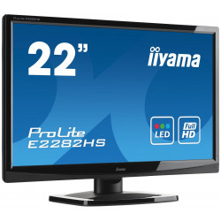 Moniteur PC IIYAMA E2282HS-B1