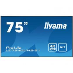 Moniteurs LED/OLED IIYAMA LE7540UHS-B1