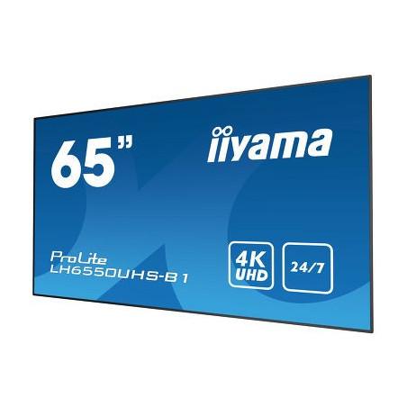 Moniteurs LED/OLED IIYAMA LH6550UHS-B1
