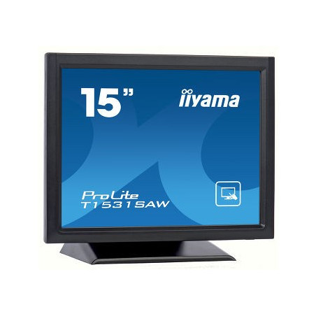 Moniteurs LED/OLED IIYAMA T1531SAW-B5