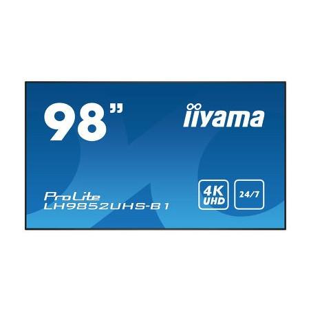 Moniteurs LED/OLED IIYAMA LH9852UHS-B1