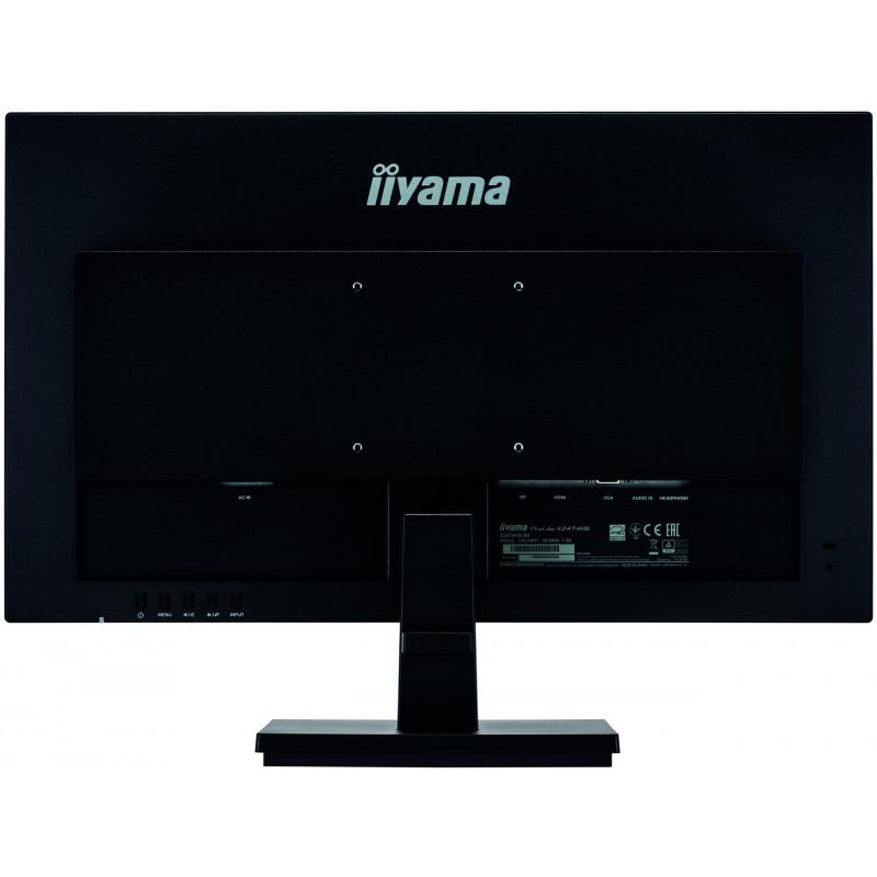 Moniteur PC IIYAMA X2474HS-B2
