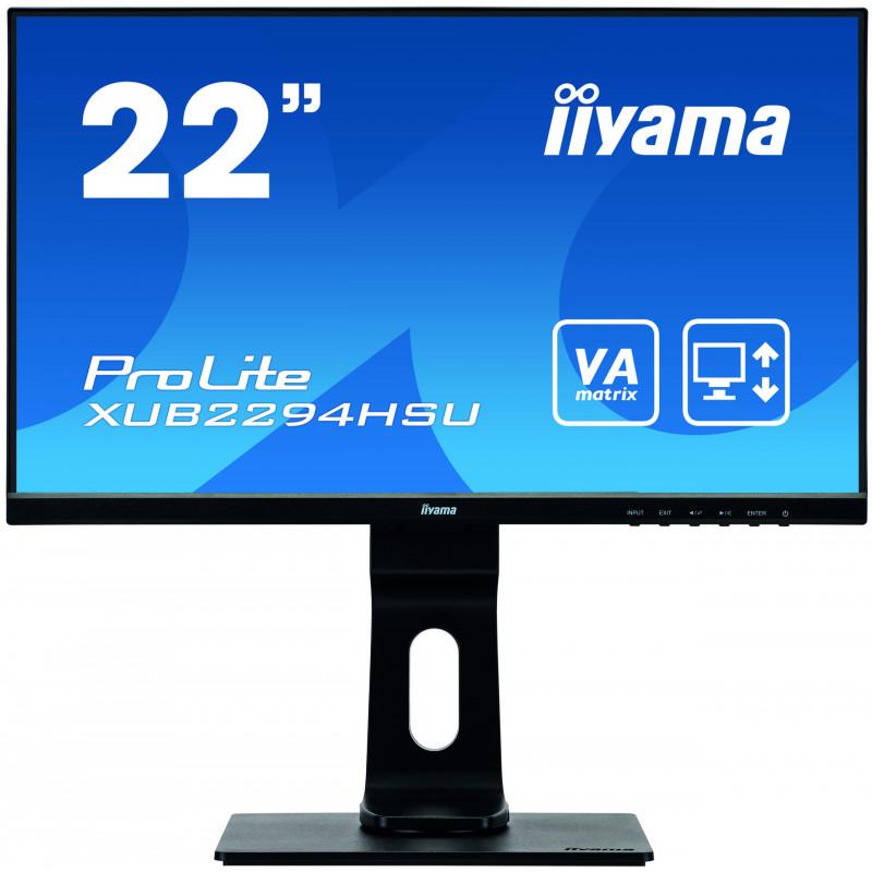 Moniteur PC IIYAMA XUB2294HSU-B1