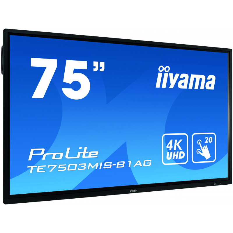 Moniteurs LED/OLED IIYAMA TE7503MIS-B1AG