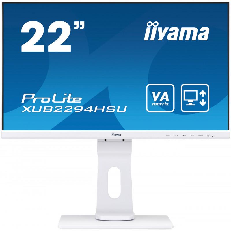 Moniteur PC IIYAMA XUB2294HSU-W1