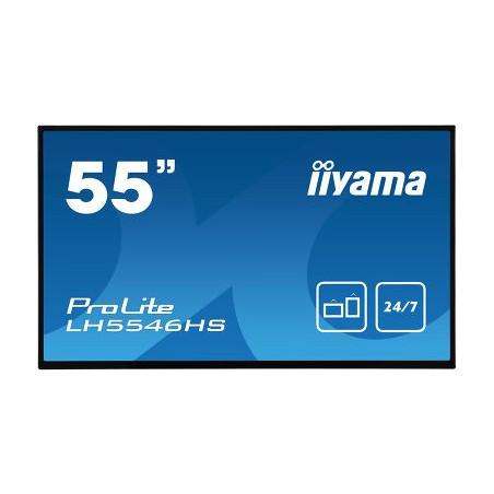 Moniteurs LED/OLED IIYAMA LH5546HS-B1