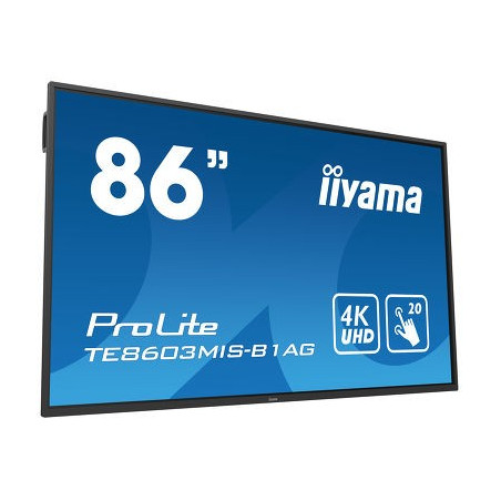 Moniteurs LED/OLED IIYAMA TE8603MIS-B1AG