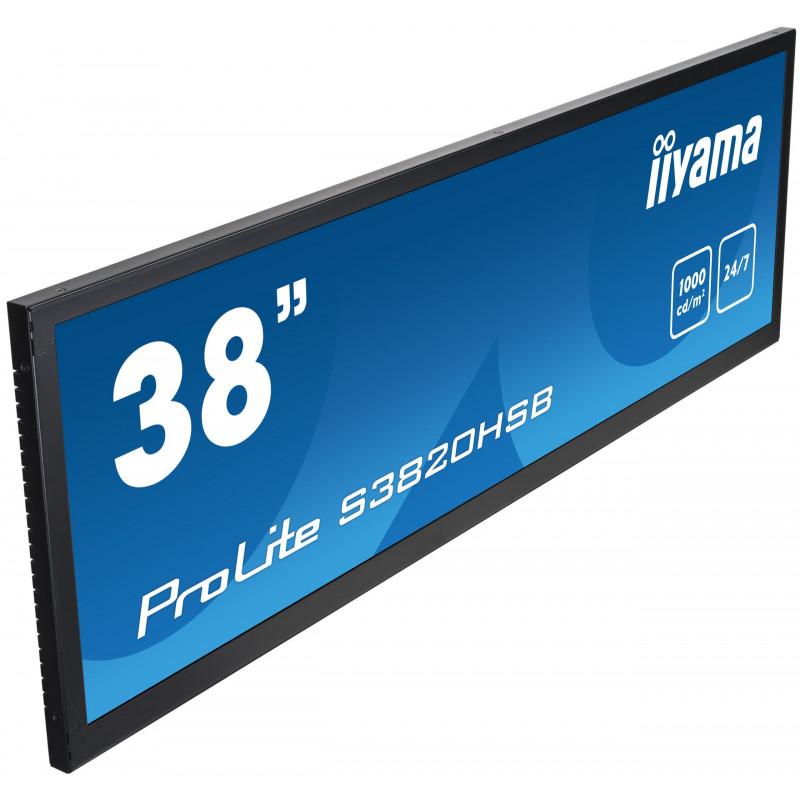Moniteurs LED/OLED IIYAMA S3820HSB-B1
