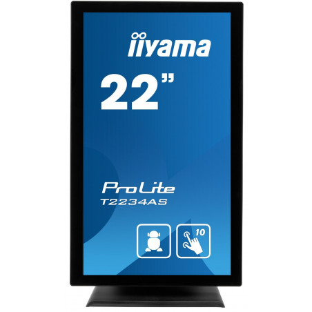 Moniteurs LED/OLED IIYAMA T2234AS-B1