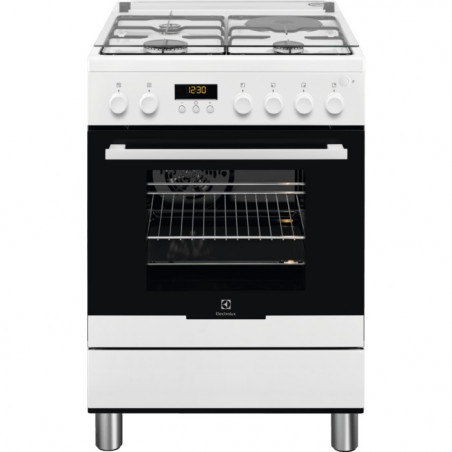 Cuisinière ELECTROLUX EKM66780OW
