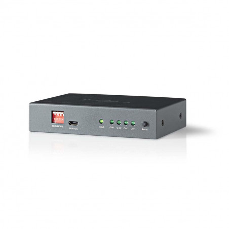 Interface distributeurs/transmetteurs NEDIS VSPL3404AT