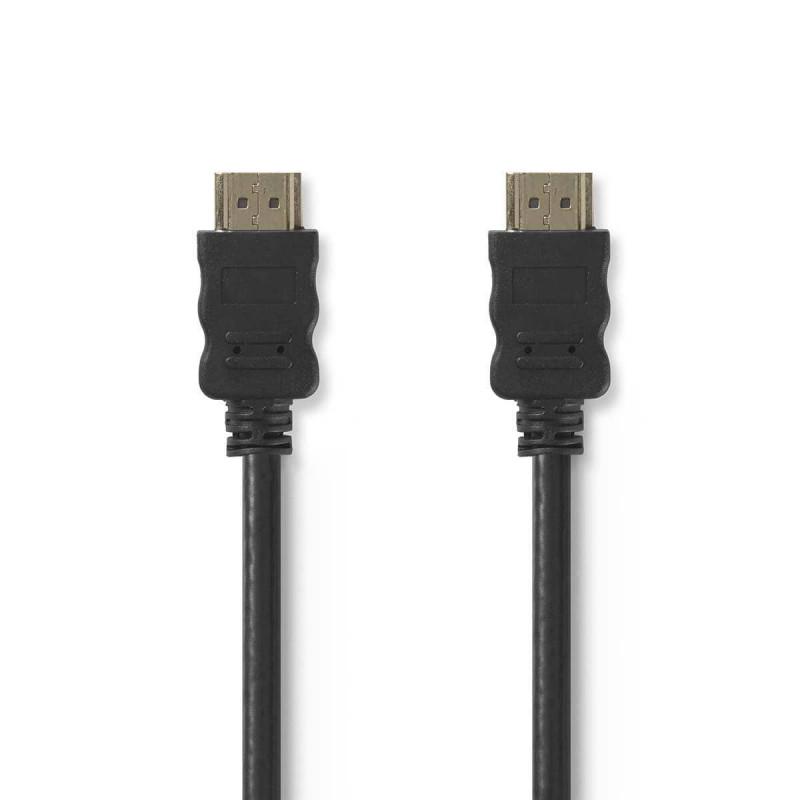 Câbles vidéo NEDIS CVGP34000BK150