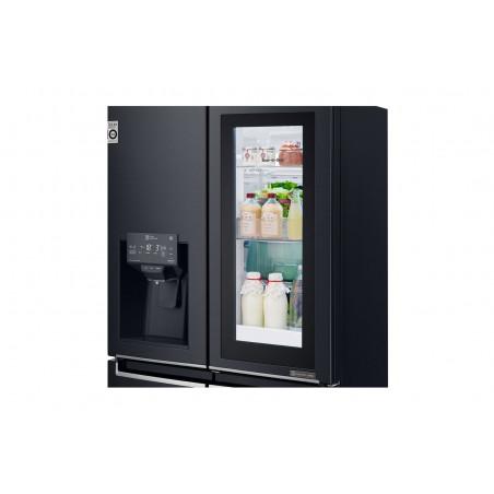 Réfrigérateur congélateur LG GMX844MCKV