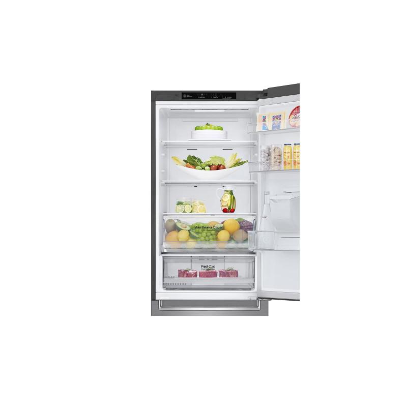 Réfrigérateur congélateur LG GBF61PZJZN