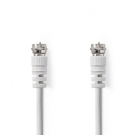 Câbles antenne NEDIS CSGB41000WT20