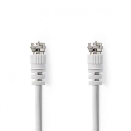 Câbles antenne NEDIS CSGB41000WT50