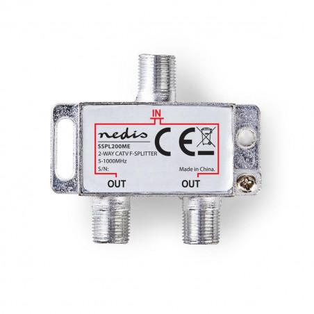 Câbles antenne NEDIS SSPL200ME