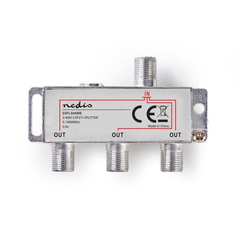 Câbles antenne NEDIS SSPL300ME