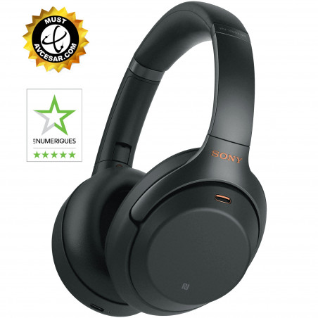 Casque bluetooth SONY WH1000XM3B