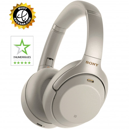 Casque bluetooth SONY WH-1000XM3S