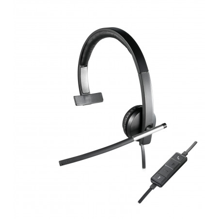 Micro-Casque LOGITECH H650E USB