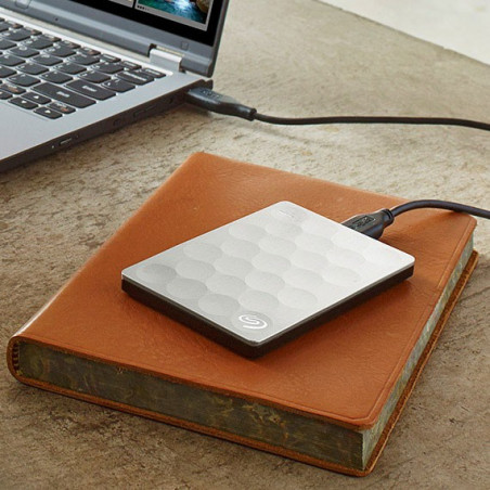 Disque Dur Externe SEAGATE BACKUP PLUS ULTRASLIM 2TO