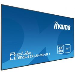 Moniteurs LED/OLED IIYAMA LE8640UHS-B1