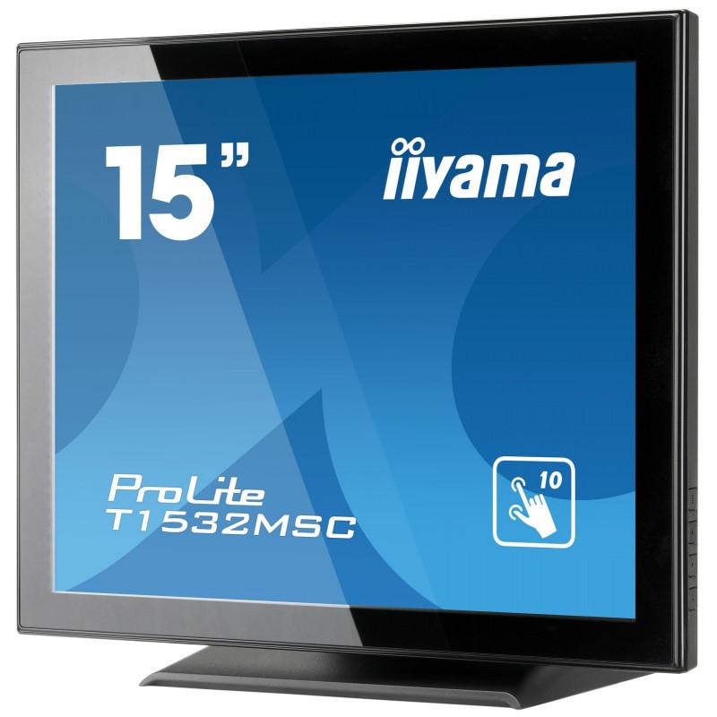 Moniteurs LED/OLED IIYAMA T1532MSC-B5AG